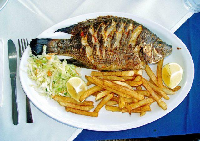 К чему приснилась жареная рыба женщине, беременной, мужчине